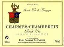 Castagnier Charmes Label