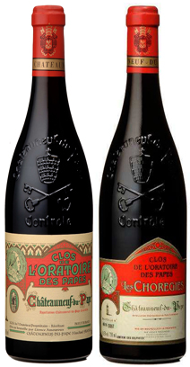Ogier Chateauneuf Pair