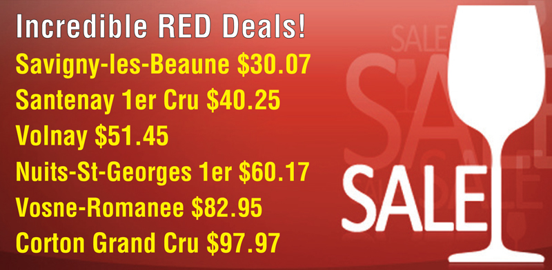 Incredible Red Deals
