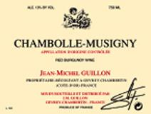 Guillon Chambolle Label