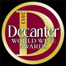 Decanter Wine Awards 2013