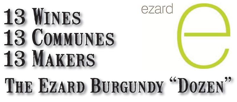 Ezard Burgundy Dozen