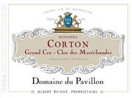 Pavillon Corton Marechaudes Label