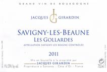 Girardin Gollardes Label