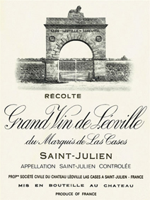 Leoville Las Cases Label