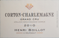 Boillot C-C Label