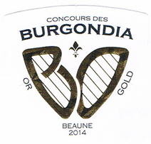 COncours de Burgondia Gold