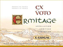 Guigal Ex Voto Label