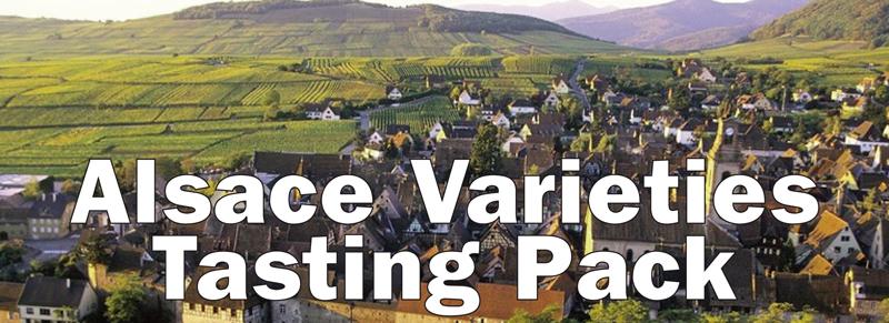 Alsace Tasting Pack Header