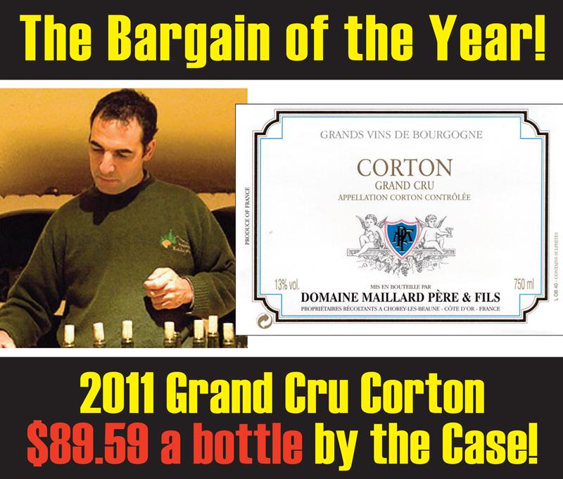 Maillard 2011 Corton