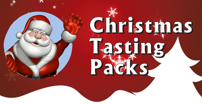 Christmas Tasting Packs