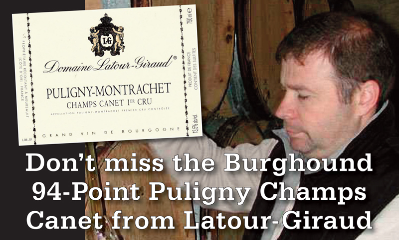 Latour-Giraud Champs Canet 2013