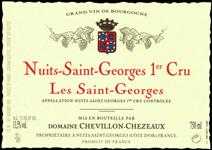 Chevillon-Chezeaux Les St Georges