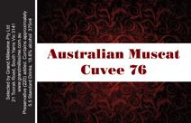 Muscat Cuvee 76