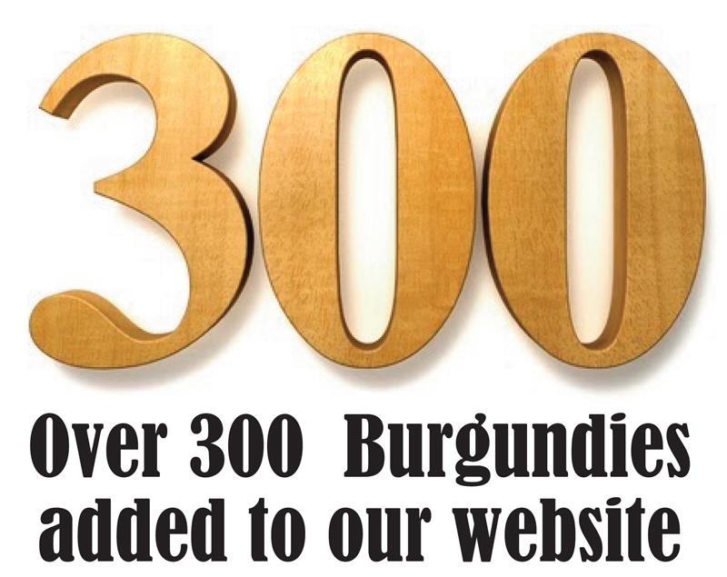 300 Burgundies