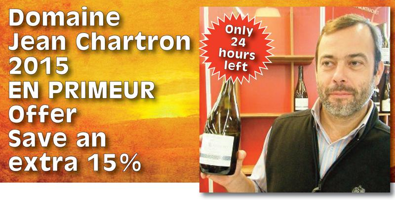 Chartron 2015 24 Hours Header