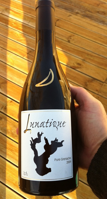 Lunatique Bottle Hand
