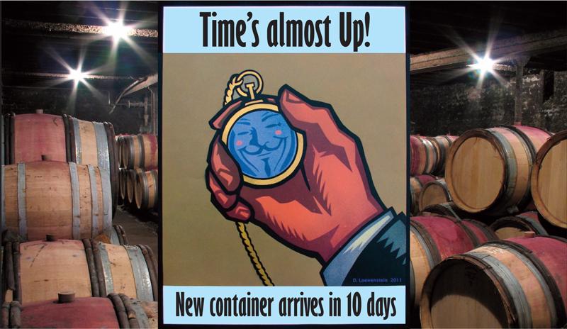 Times Up 10 Days Header
