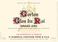 Dubreuil-Fontiane Clos du Roi Label