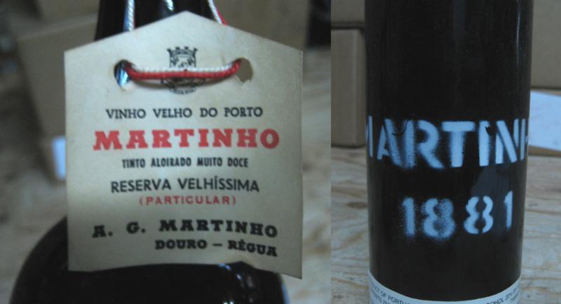 Martinho 1881 Port