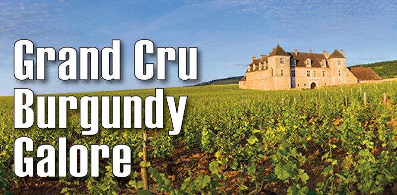 Grand Cru Burgundy Header