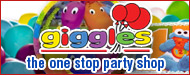 Giggles birthday party store montrea