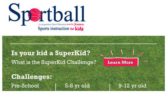 sportball superkid challenge