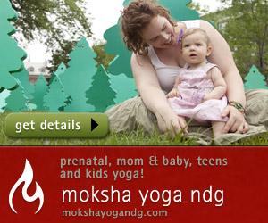 Moksha Yoga NDG