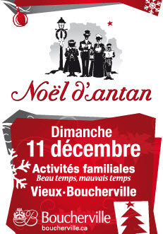 Boucherville Old Fashioned Christmas