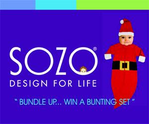 Sozo Bunting Set