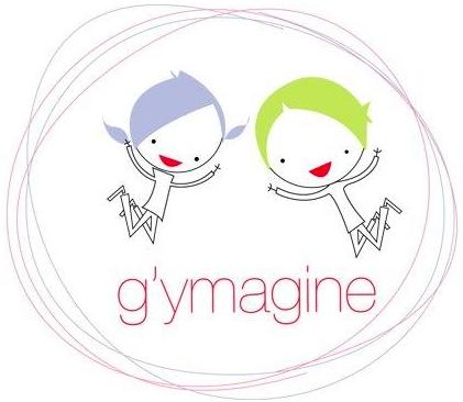 g'ymagine logo