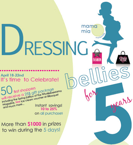 mamamia dressing bellies