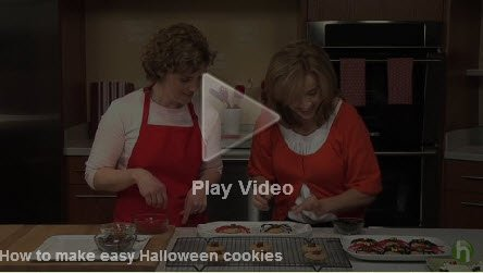 scoop tv halloween cookies