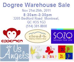 Dogree Warehouse sale