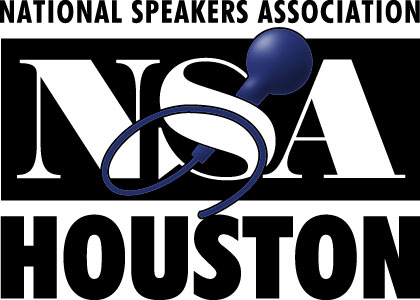 NSA Houston Blue Logo