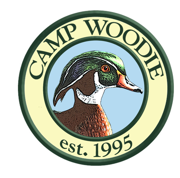 Four Color Camp Woodie Logo