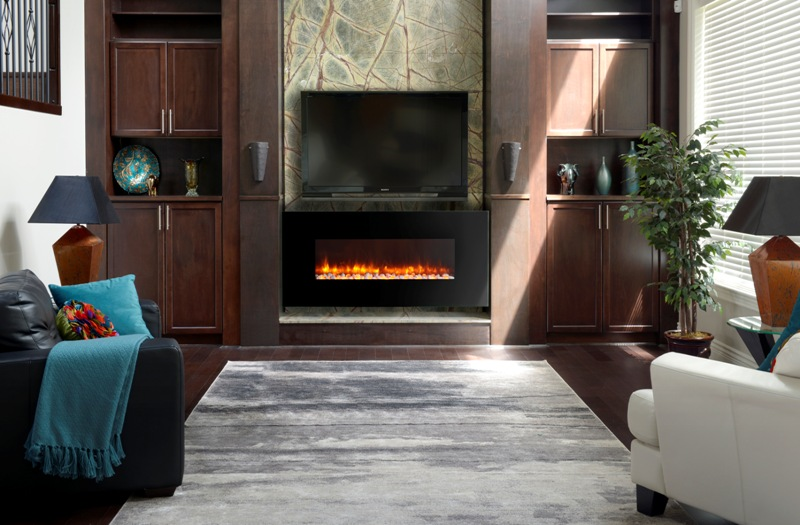 New Fireplace Makeover Service