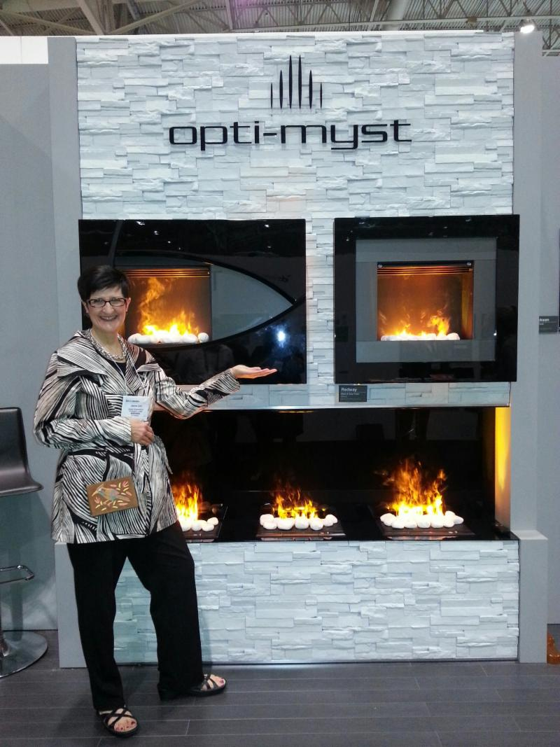 optimyst electric fireplace by dimplex - Electric Fireplace Heat