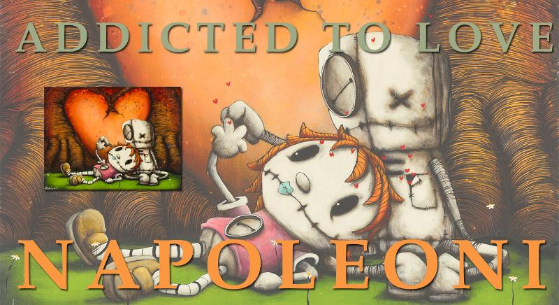 Addicted to Love -- Fabio Napoleoni