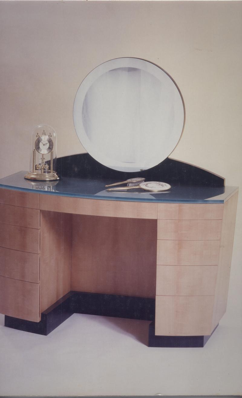 Swiss Pearwood Vanity