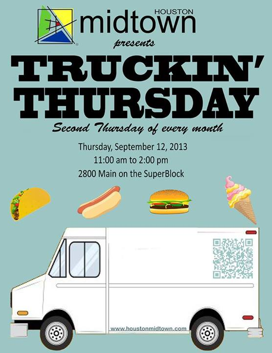 truckin' thursday