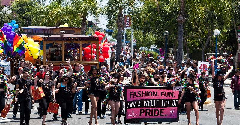American 2010 Parade
