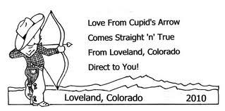 Loveland Post Mark