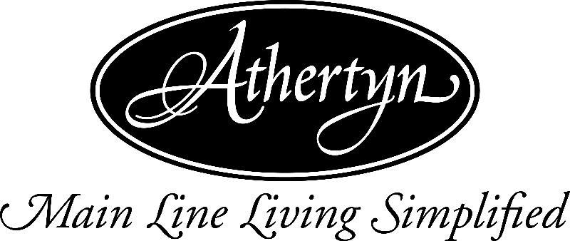 Athertyn b/w logo