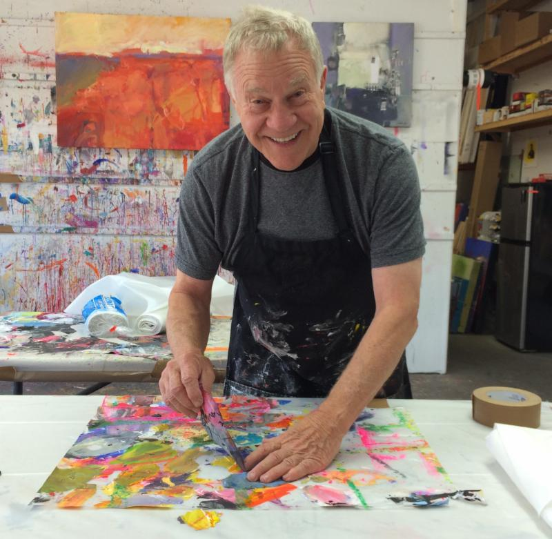 Why Cover Your Painting Table with Plastic Sheeting