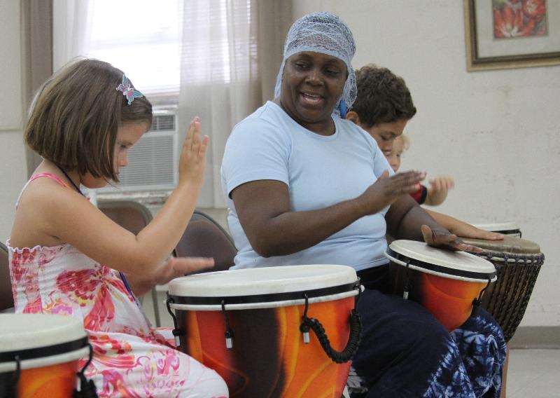 African Drum & Dance Camp 2011