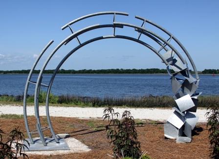 Flutter Gate II by Jim Gallucci