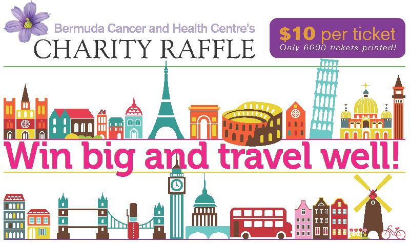 Purchase your raffle ticket online for a chance to win