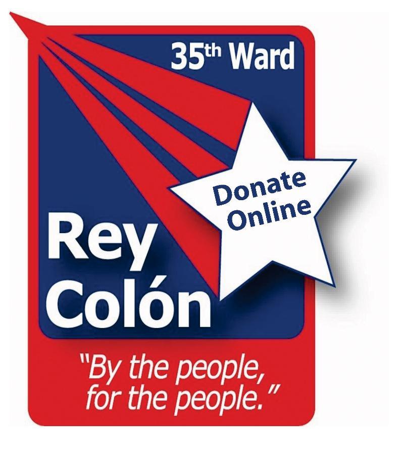 Rey Colon Donate Online