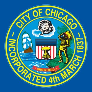 Image result for city of chicago logo